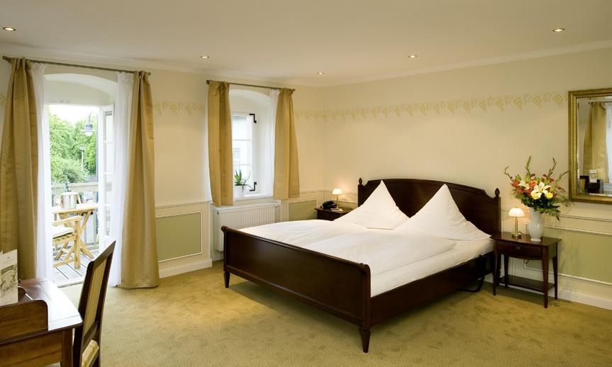 Superior-Doppelzimmer im Goldriesling-Haus